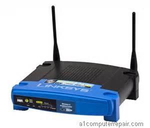 wireless router setup