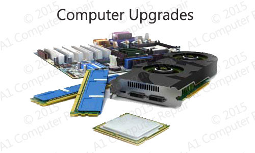 computer and laptop upgrades
