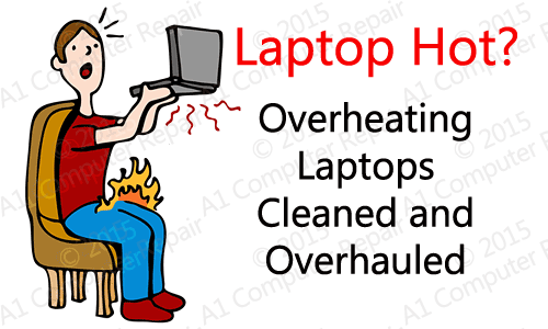 laptop overheating?