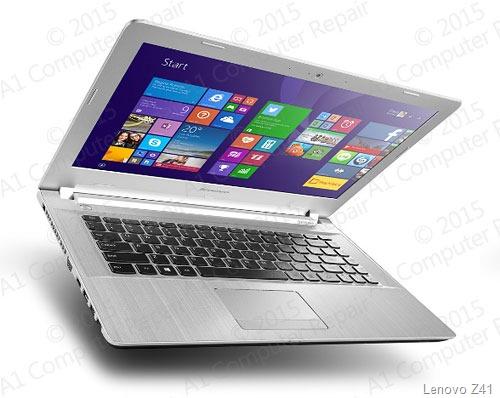 Multimedia laptop lenovo-z41