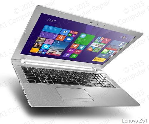 Multimedia laptop lenovo-z51